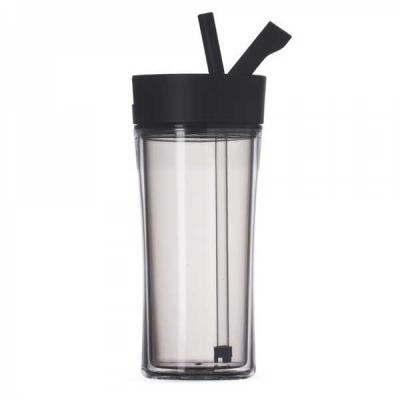 Splash7 Brindes - Copo plástico 500ml com tampa