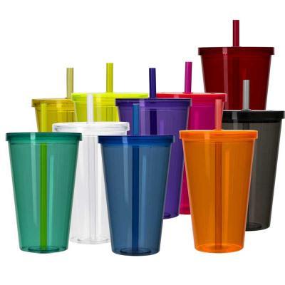 Splash7 Brindes - Copo plástico 1 Litro com tampa