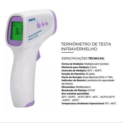 Splash7 Brindes - Termômetro