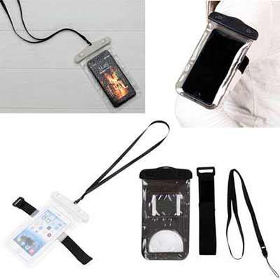 Galeria de Ideias - Capa a prova d'água para smartphone