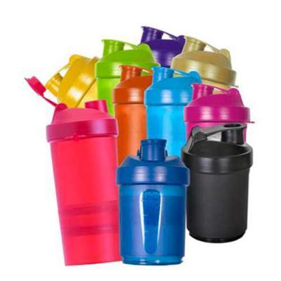 Galeria de Ideias - Coqueteleira de plástico para Shake 400ml