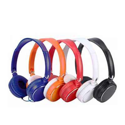 Galeria de Ideias - Fone de ouvido estéreo