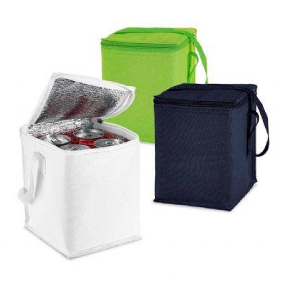 Galeria de Ideias - Bolsa térmica em poliéster 600D capacidade para 4 latas