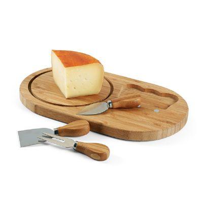 Galeria de Ideias - Kit queijo 4 peças.