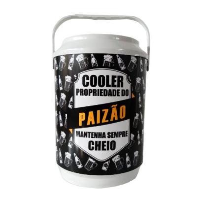 Master Coolers - Cooler para 10 latas