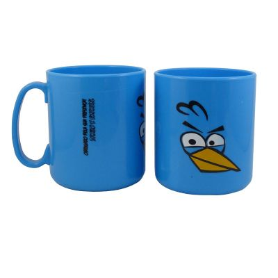 Master Coolers - Caneca Angry Birds Azul