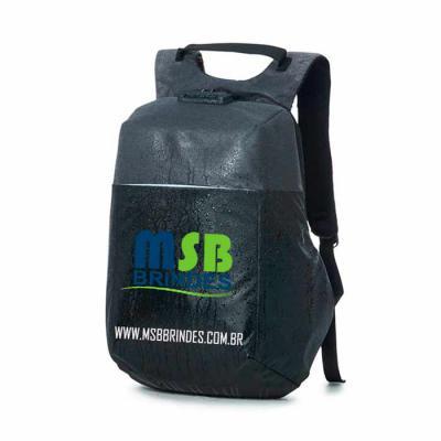 MSB Brindes personalizados - Mochila anti-furto