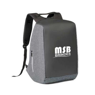 MSB Brindes personalizados - Mochila para notebook POIROT