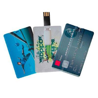 MSB Brindes personalizados - Pen card 2GB/ 4BG/ 8GB/16GB