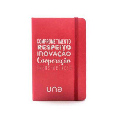 Redoma - Caderneta pequena com Pauta