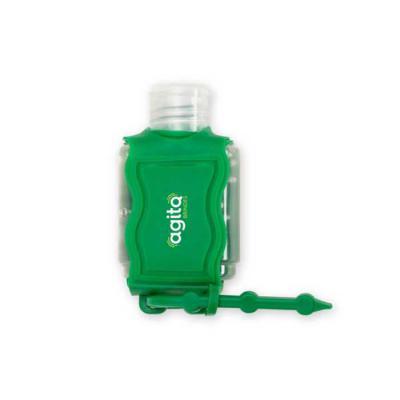 Brindes Agita & Anotz - Produtos Personalizados - Chaveiro Porta Álcool Gel