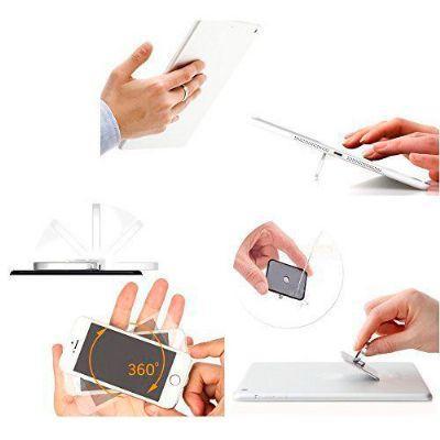 MaxiHold - Suporte para celular/tablet com anel de segurança