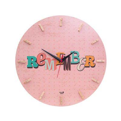Uatt? Brindes - Relógio recados - Remember - Uatt?