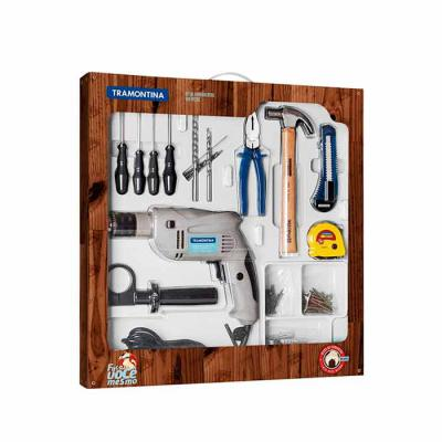 Tramontina - Kit de ferramentas Tramontina 100 peças