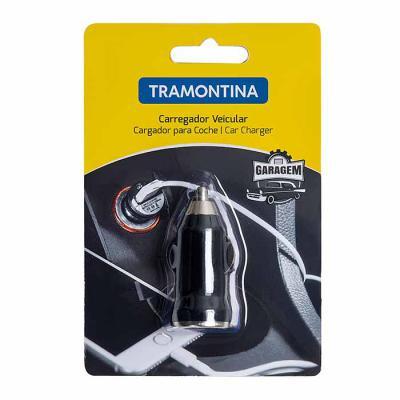Tramontina - Carregador veicular Tramontina