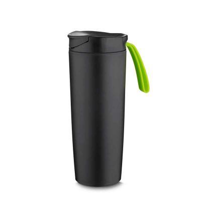 Lira Brindes - Copo Plástico Com Alça Emborrachada