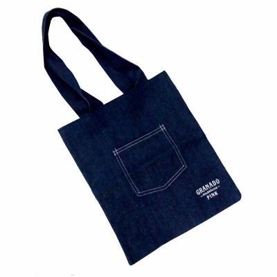 Fabricatto Promocionais - Bolsa Jeans