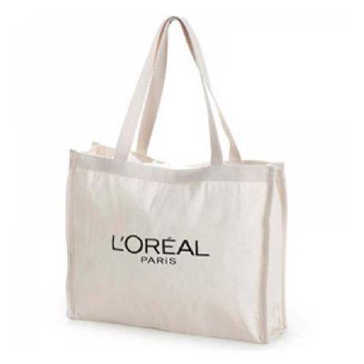 Fabricatto Promocionais - Ecobag em Lona 100% Algodão 393 gramas  ou sarja 100% algodão 2/1.