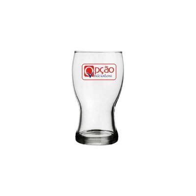 O Mundo das canecas - Copos de vidro Personalizados cristal Frevo para cerveja 320 ml com sua arte