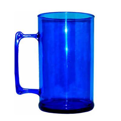 O Mundo das Canecas - Caneca de Chopp Acrílico Azul Compre para Promover sua marca. Divulgar sua festa ou Evento. Você pode comprar para personalizar ou comprar já com a su...