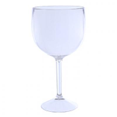 O Mundo das canecas - Taça Gin Acrílico PS- 570 ml
