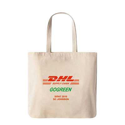 Power Camisetas e Brindes - Ecobag em 100% Algodão Cru