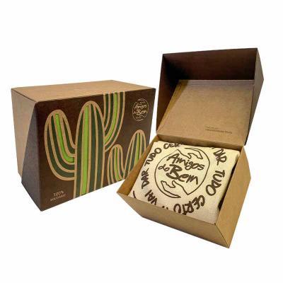 Amigos do Bem - Kit Sacola da Transformação  1 Sacola de Lona Mandala  1 Caixa Kraft - Tamanho P  Toda a renda gerada com as vendas dos Kits corporativos é destinada...