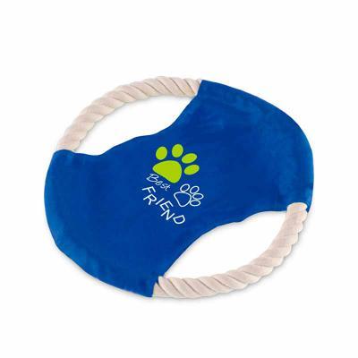 Estimula a atividade física do animal enquanto ele se diverte. Material com grande apelo emocional. Afinal, quem não gosta de um pet?