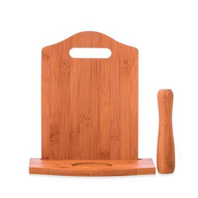 Thap  Brindes - Kit caipirinha 3 peças, material de madeira.