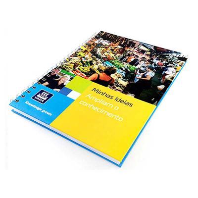 Thap  Brindes - Caderno com selo FSC