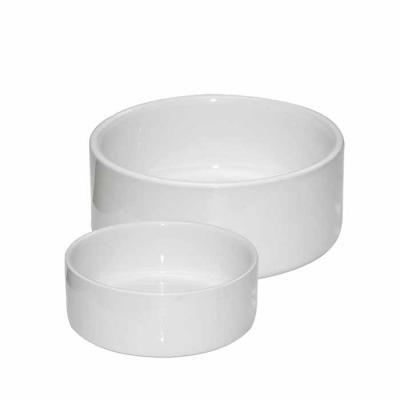 Thap  Brindes - Uma exclusividade Thap Brindes. Conjunto com tigela para comida e bebida de cerâmica personalizados.