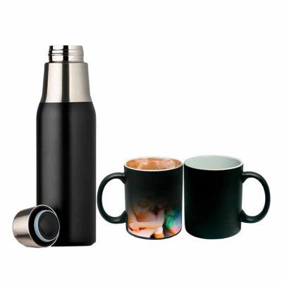 Thap  Brindes - Diversos modelos de caneca e garrafa para você montar o seu kit.
