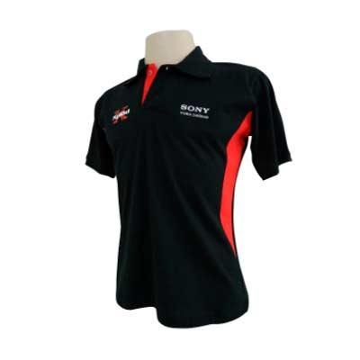 Fit Camisetas - Camisa Polo