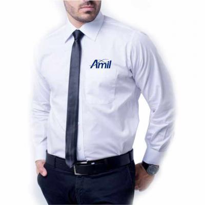 Fit Camisetas - Camisa social