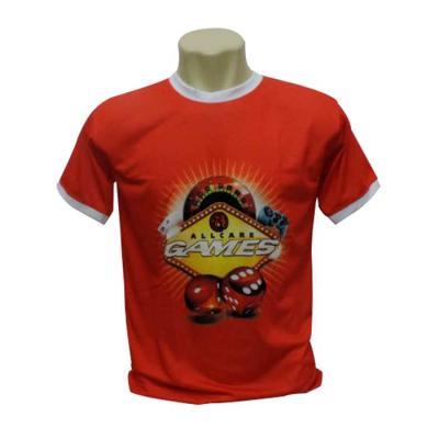 Fit Camisetas - Camiseta Gola Careca Dri Fit
