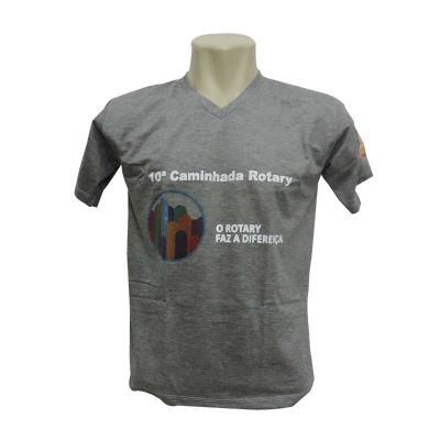 Fit Camisetas - Camiseta Gola V