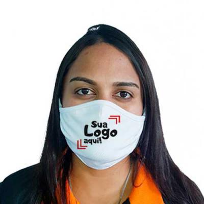 Fit Camisetas - Máscara de Tecido