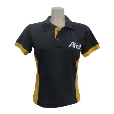 c9430aadeddc4 Fit Camisetas - Polo com recorte