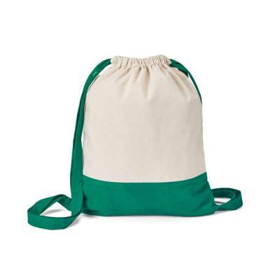 Job Promocional - Mochila saco em algodão