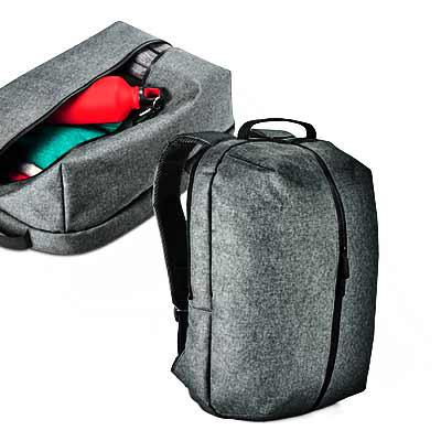 job-promocional - Mochila esportiva com porta notebook