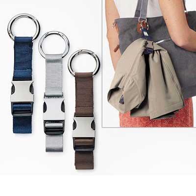 YepUp Presentes Criativos - Chaveiro para pequenas bagagens