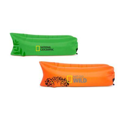 YepUp Brindes e Presentes Criativos - Lay bag inflável