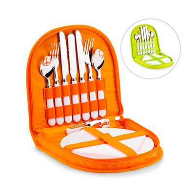 YepUp Presentes Criativos - Kit picnic personalizado