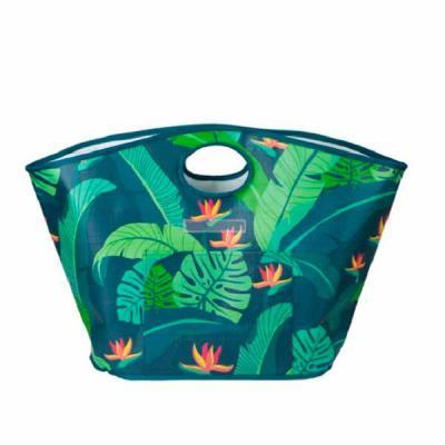 YepUp Presentes Criativos - Sacola de praia em poliéster ou lona personalizada