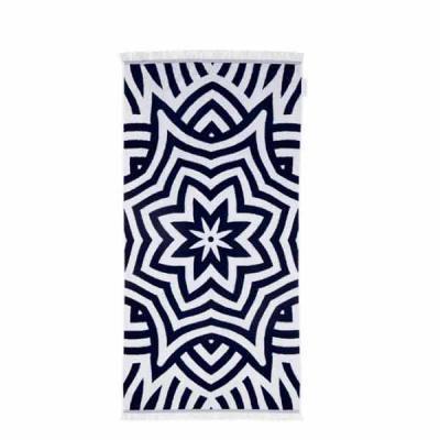 YepUp Presentes Criativos - Kit praia com toalha personalizada e almofada