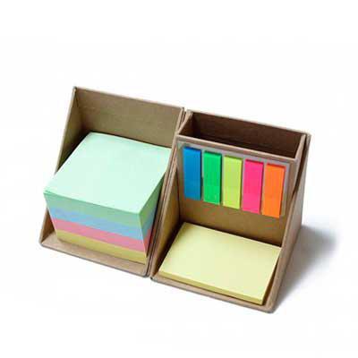 Abra Promocional - Bloco de Anotações Cubo