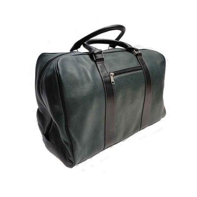 Abra Promocional - Bolsa de viagem de couro ou sintético