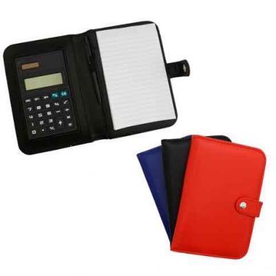 Abra Promocional - Bloco de anotação + calculadora