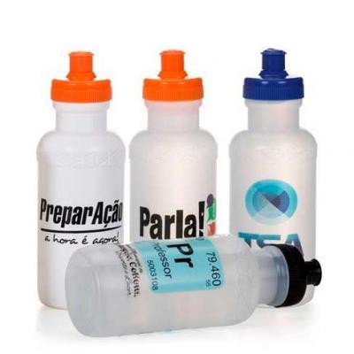 Abra Promocional - Squeeze plástico