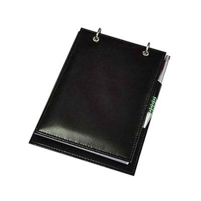 Abra Promocional - Porta-bloco de couro ou sintético
